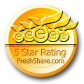 Rated 5 Stars on FreshShare