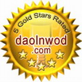 Rated 5 Stars on Daolnwod