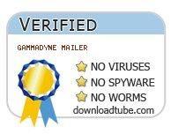 Certified malware free on DownloadTube