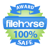 Certified safe by FileHorse.com