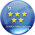 Rated 5 Stars on GearDownload