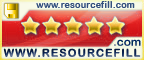 Rated 5 Stars on ResourceFill
