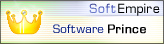 Awarded 'Software Prince' on SoftEmpire