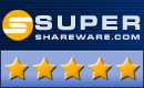 Rated 5 Stars at SuperShareware