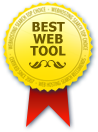 Recommended web tool on WebHostingSearch.com